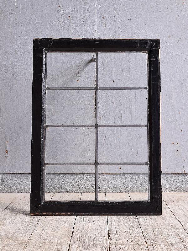イギリス アンティーク 窓 無色透明 9948