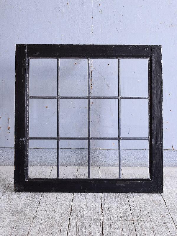 イギリス アンティーク 窓 無色透明 10002