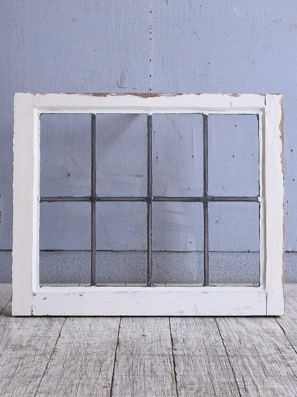 イギリス アンティーク 窓 無色透明 10003