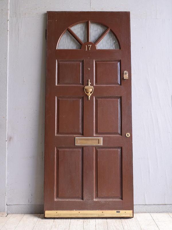 イギリス アンティーク ドア 扉 建具 10007