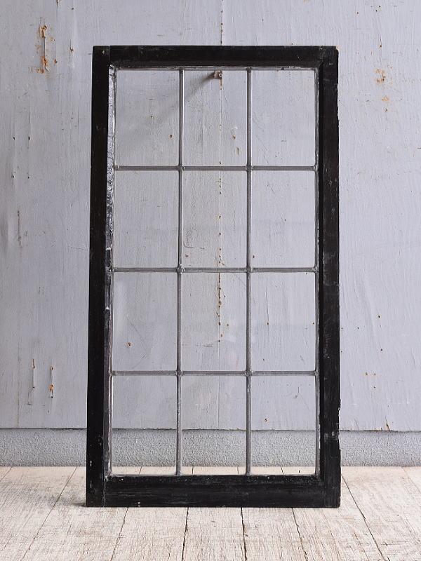 イギリス アンティーク 窓 無色透明 10097
