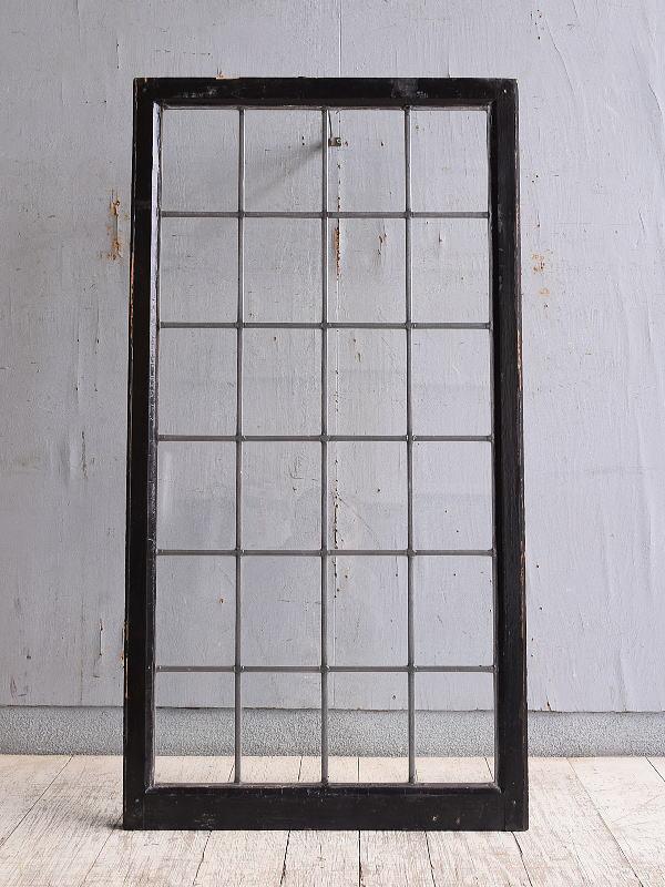 イギリス アンティーク 窓 無色透明 10098