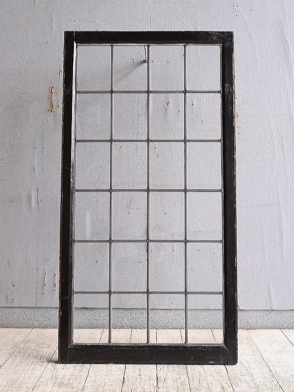 イギリス アンティーク 窓 無色透明 10099