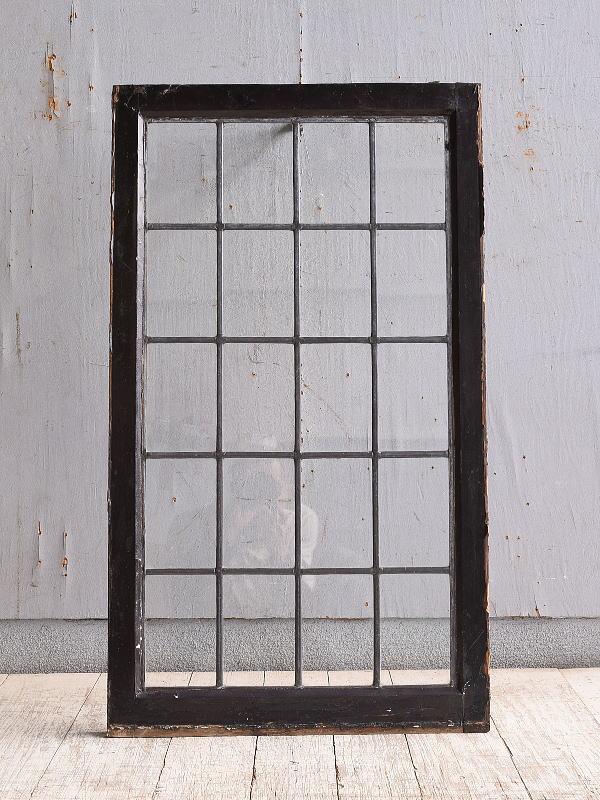 イギリス アンティーク 窓 無色透明 10100