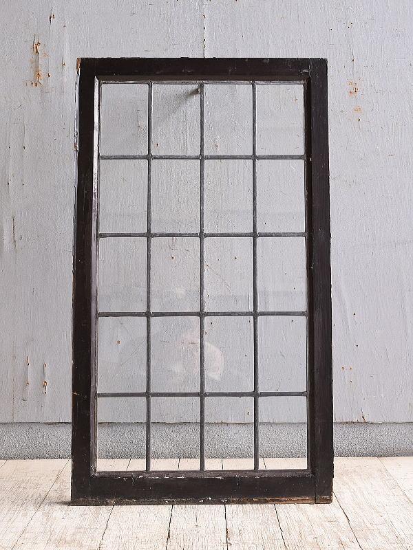 イギリス アンティーク 窓 無色透明 10101