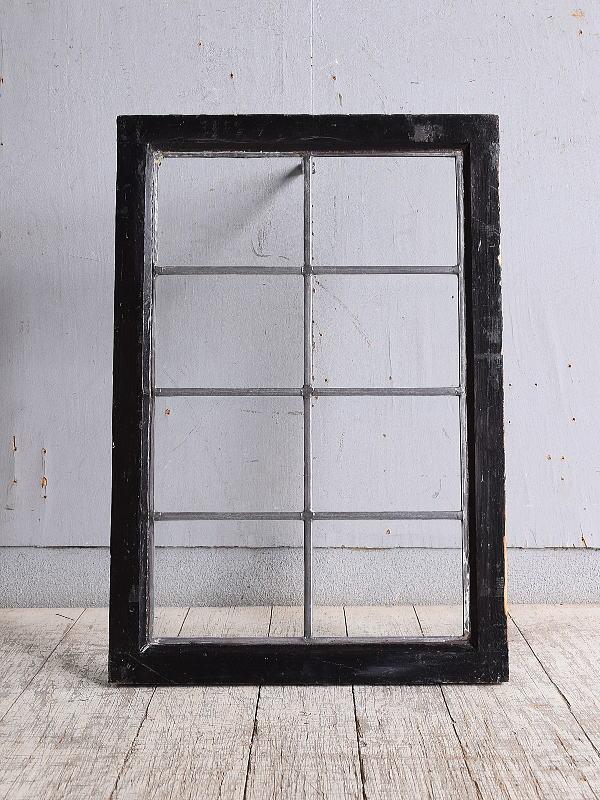 イギリス アンティーク 窓 無色透明 10107