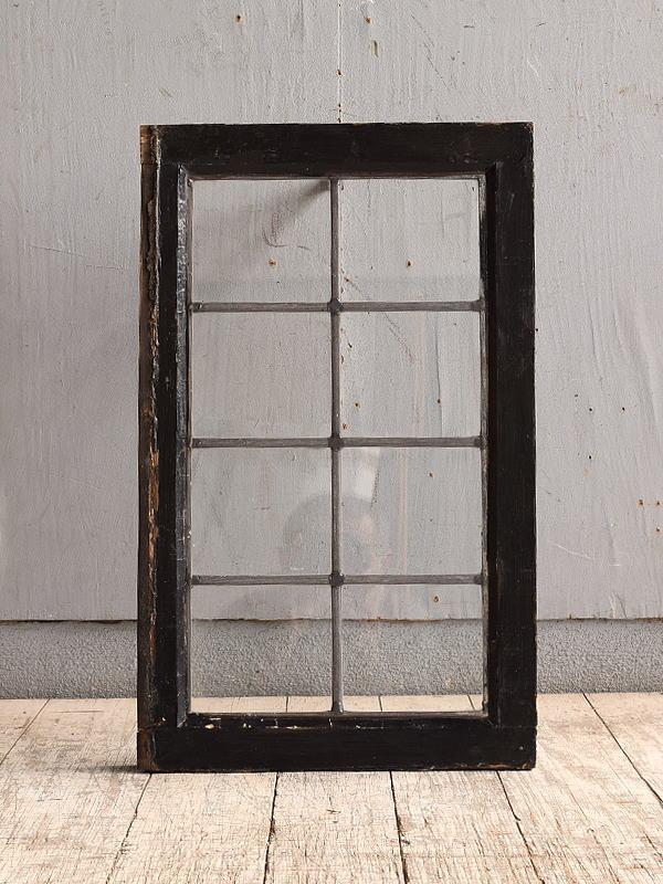 イギリス アンティーク 窓 無色透明 10115