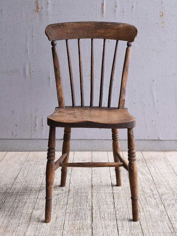 イギリス アンティーク家具 キッチンチェア 椅子 10138