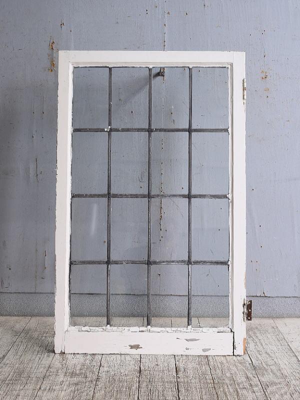イギリス アンティーク 窓 無色透明 10143