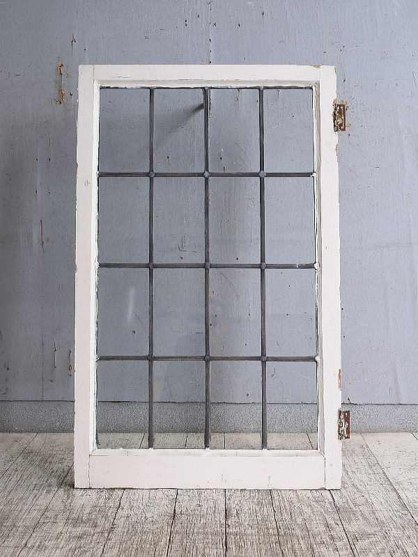 イギリス アンティーク 窓 無色透明 10144