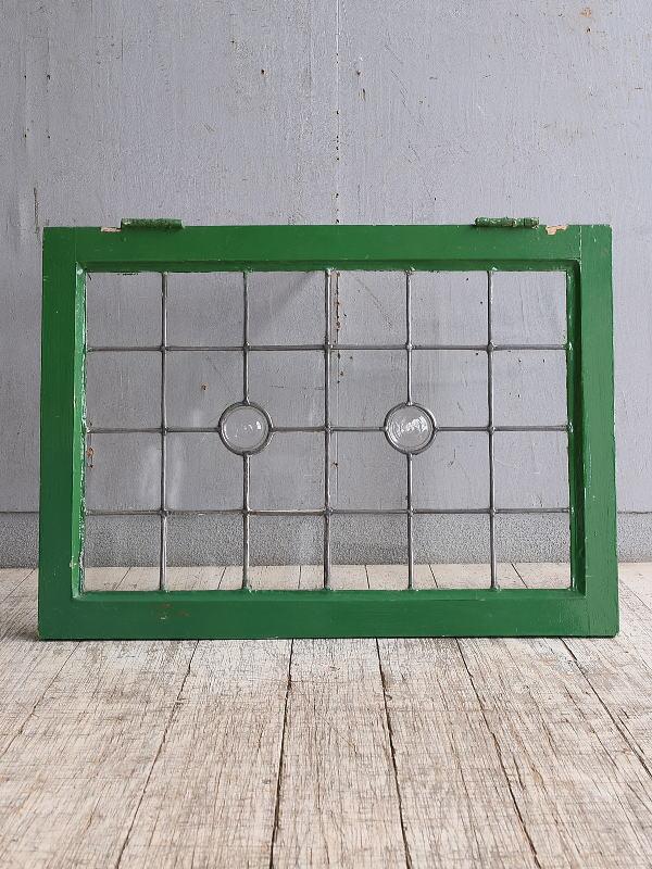イギリス アンティーク 窓 無色透明 10145