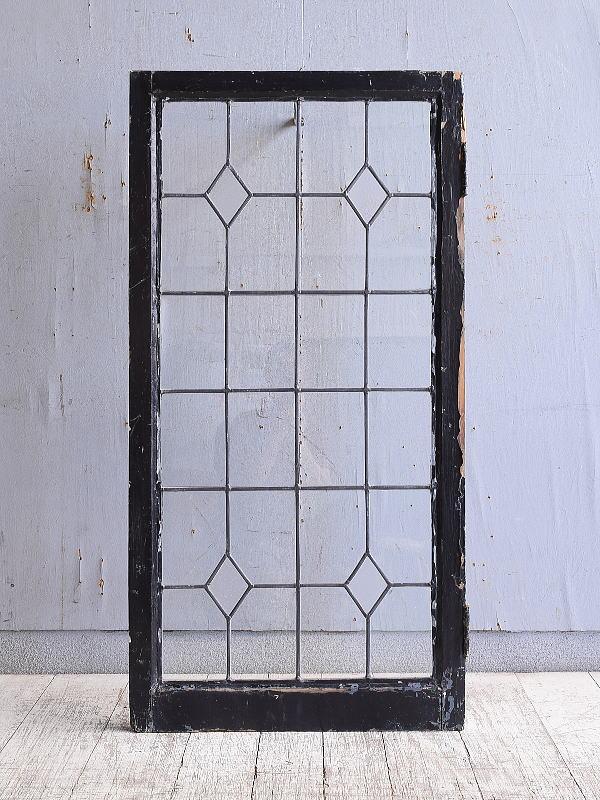 イギリス アンティーク 窓 無色透明 10148