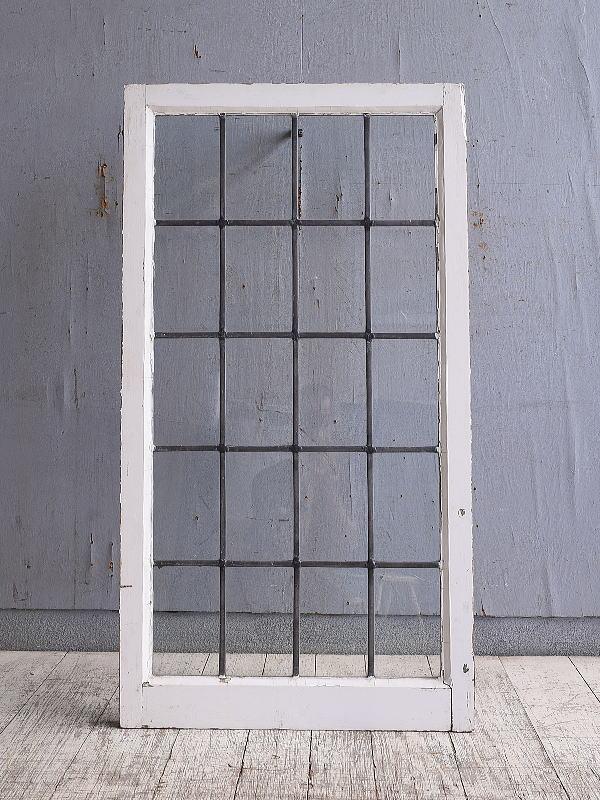 イギリス アンティーク 窓 無色透明 10149
