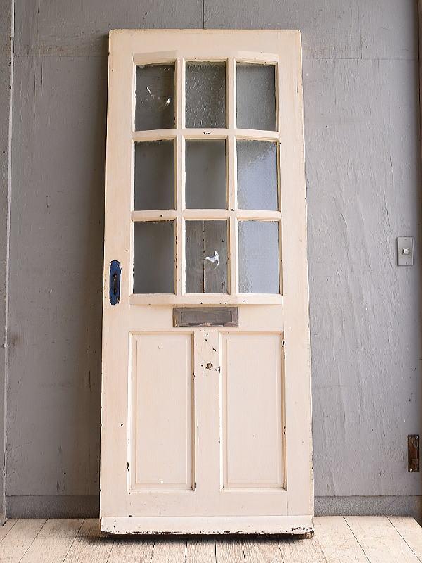 イギリス アンティーク ドア 扉 建具 10154