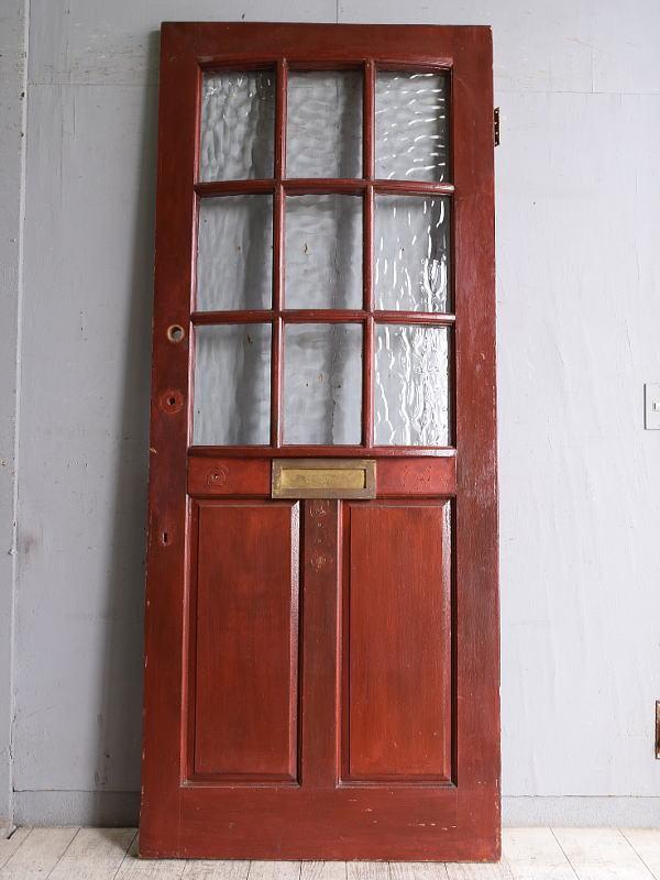 イギリス アンティーク ドア 扉 建具 10157