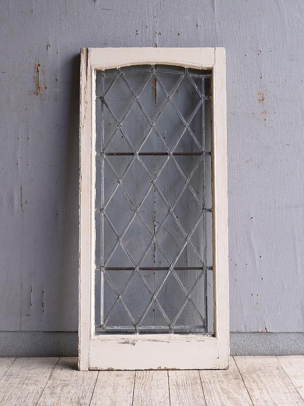 イギリス アンティーク 窓 無色透明 10172