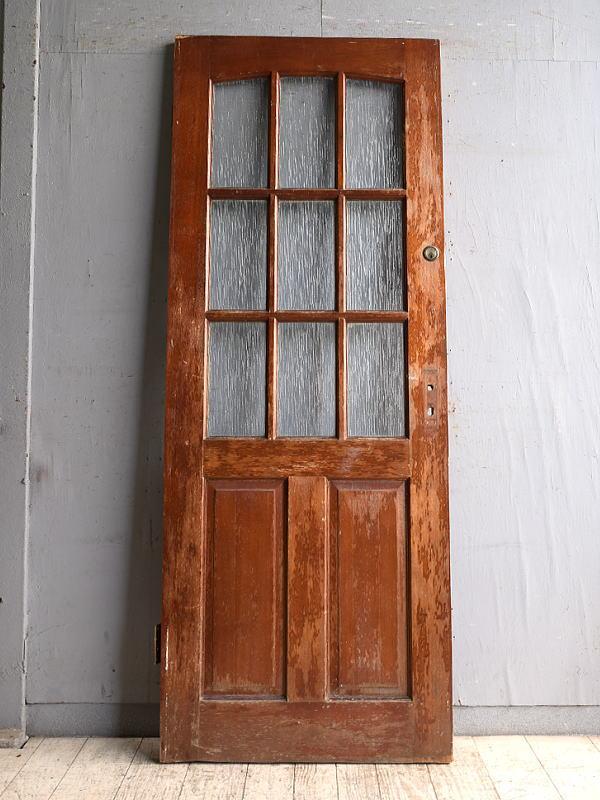 イギリス アンティーク ドア 扉 建具 10212