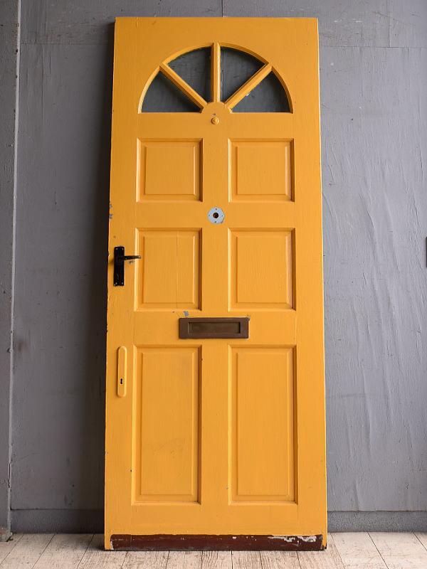 イギリス アンティーク ドア 扉 建具 10213