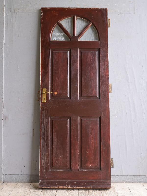 イギリス アンティーク ドア 扉 建具 10227