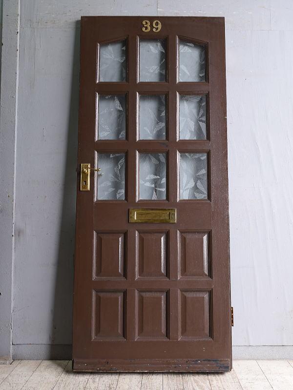 イギリス アンティーク ドア 扉 建具 10228