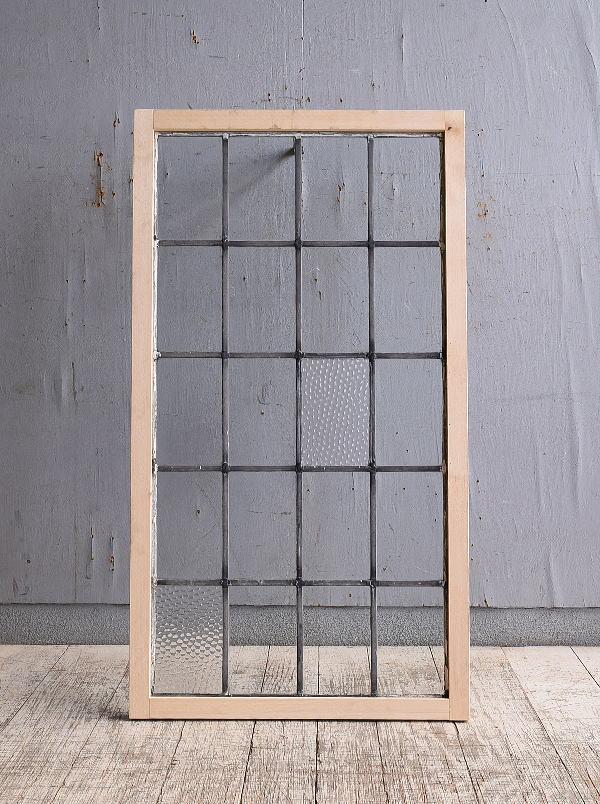 イギリス アンティーク 窓 無色透明 10257