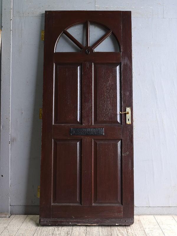 イギリス アンティーク ドア 扉 建具 10286