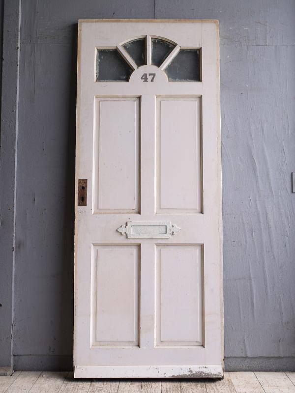イギリス アンティーク ドア 扉 建具 10298