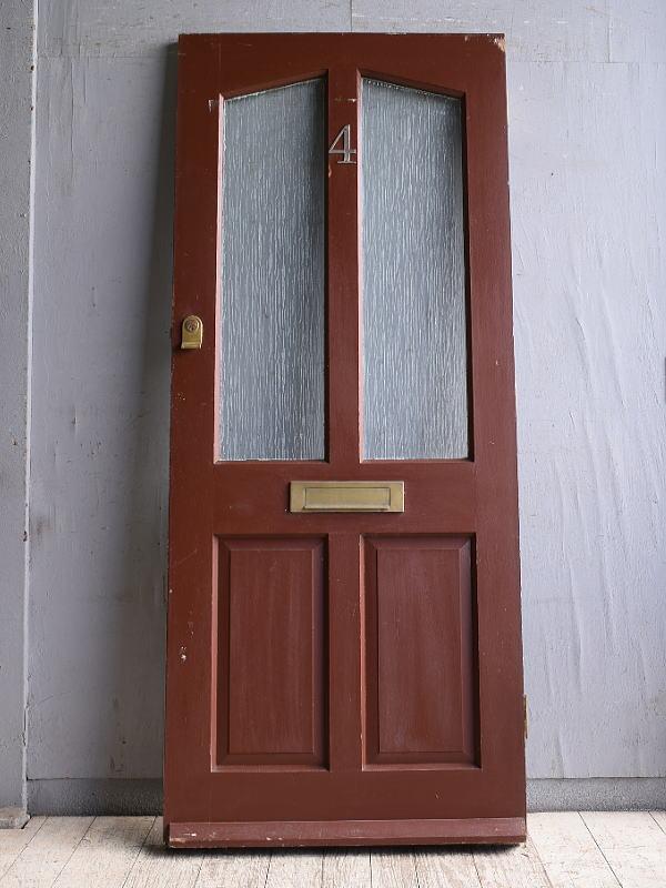 イギリス アンティーク ドア 扉 建具 10299