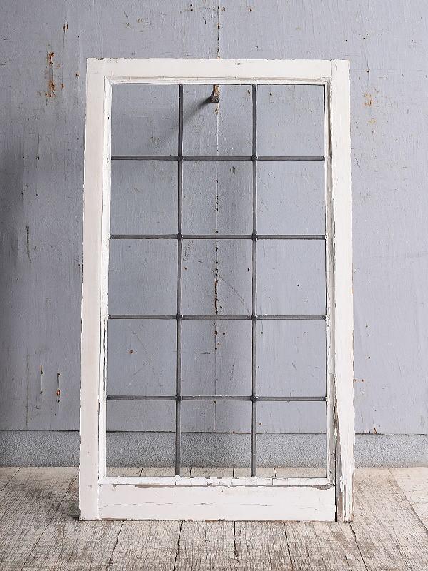 イギリス アンティーク 窓 無色透明 10340