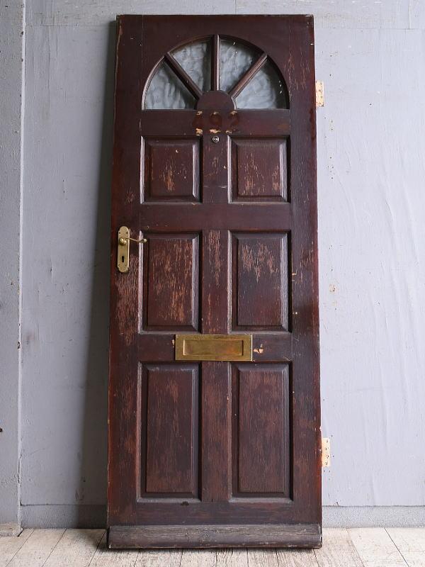 イギリス アンティーク ドア 扉 建具 10379