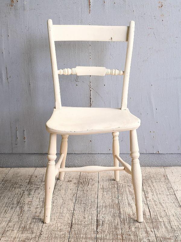 イギリス アンティーク家具 キッチンチェア 椅子 10383