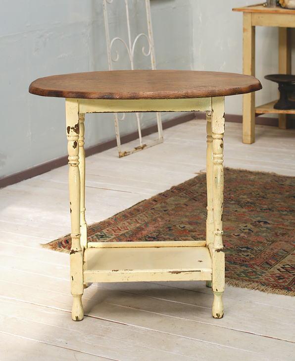 イギリス アンティーク 家具 オケージョナルテーブル 1092