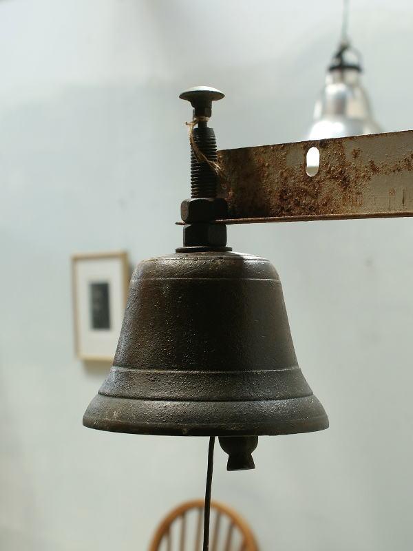 フレンチ アンティーク 真鍮製 ベル 呼び鈴 1911