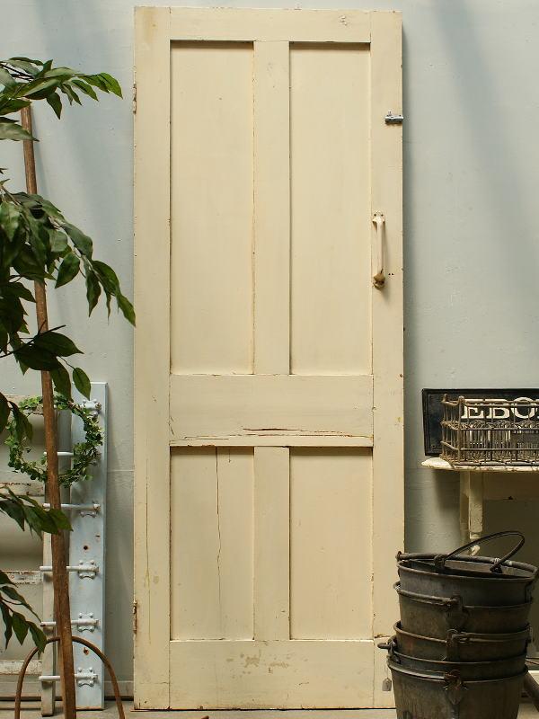 イギリスアンティーク 木製ドア 扉 建具 ディスプレイ 2243