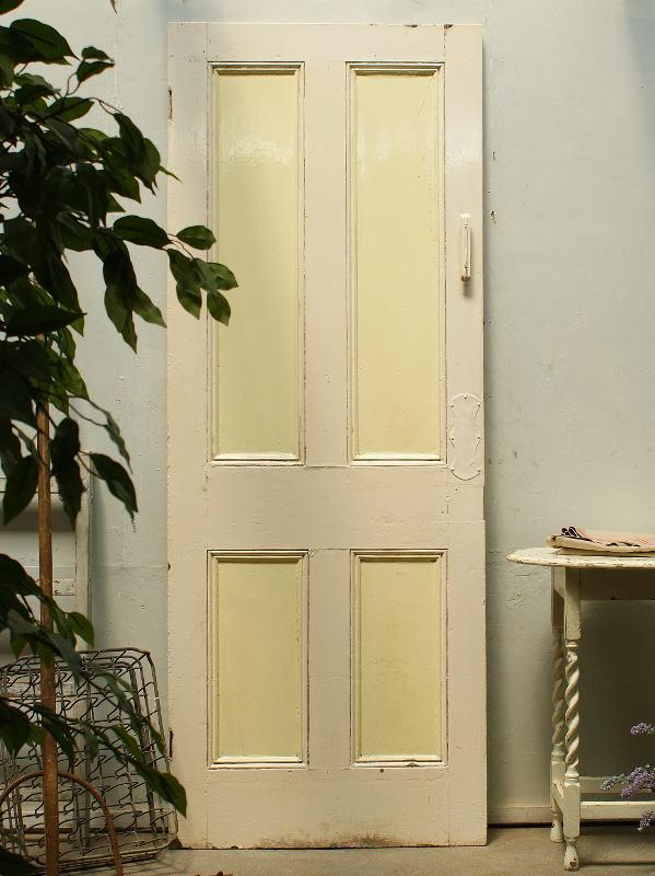 イギリスアンティーク 木製ドア 扉 建具 ディスプレイ 2247