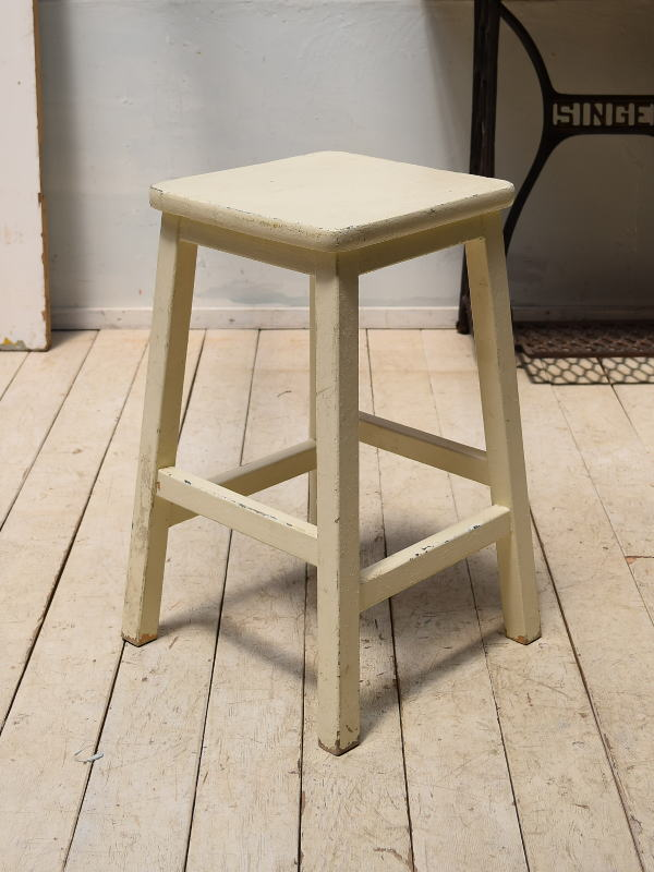 イギリス アンティーク スツール 椅子 4001