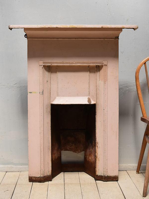イギリス アンティーク ファイヤープレイス 暖炉 ディスプレイ 4002