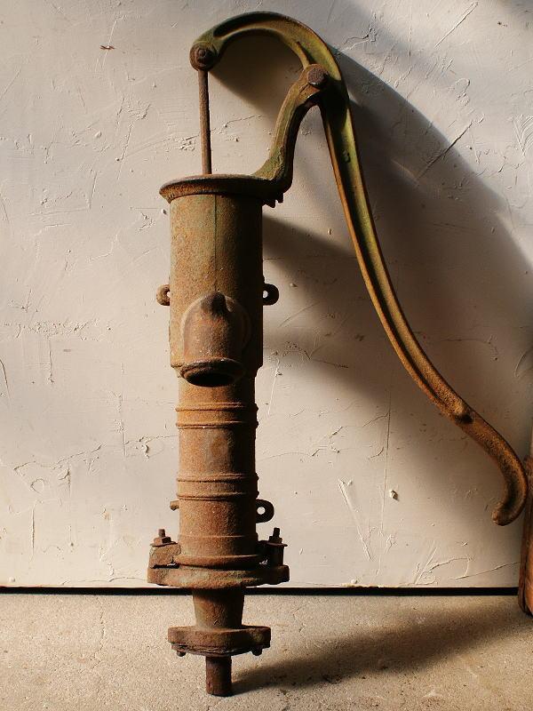 イギリス アンティーク ウォーターポンプ 井戸 ガーデニング 44