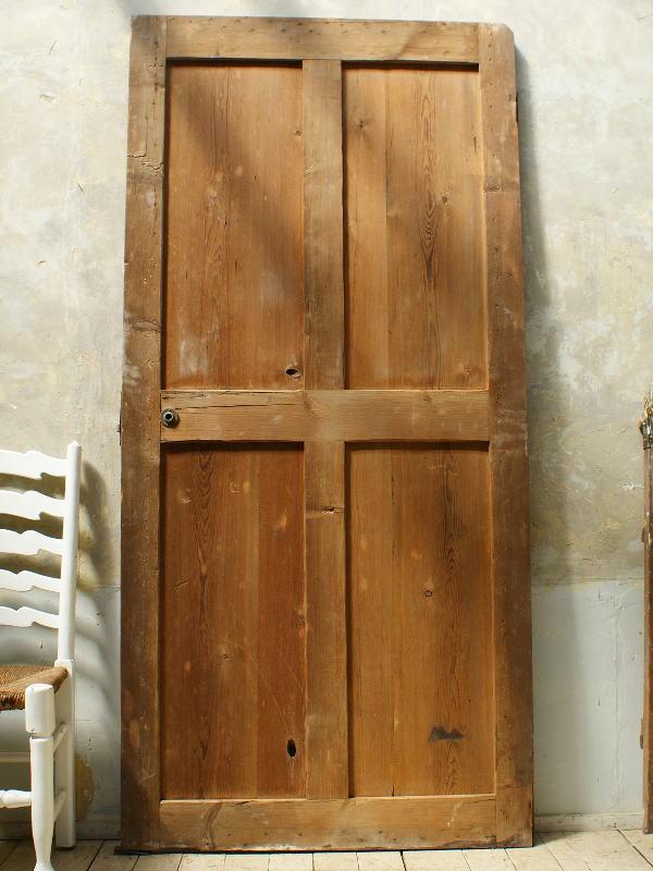 イギリス アンティーク 木製ドア 扉 ディスプレイ 建具 5725