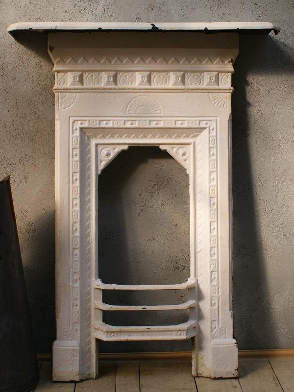 イギリス アンティーク ファイヤープレイス 暖炉 ディスプレイ 5830