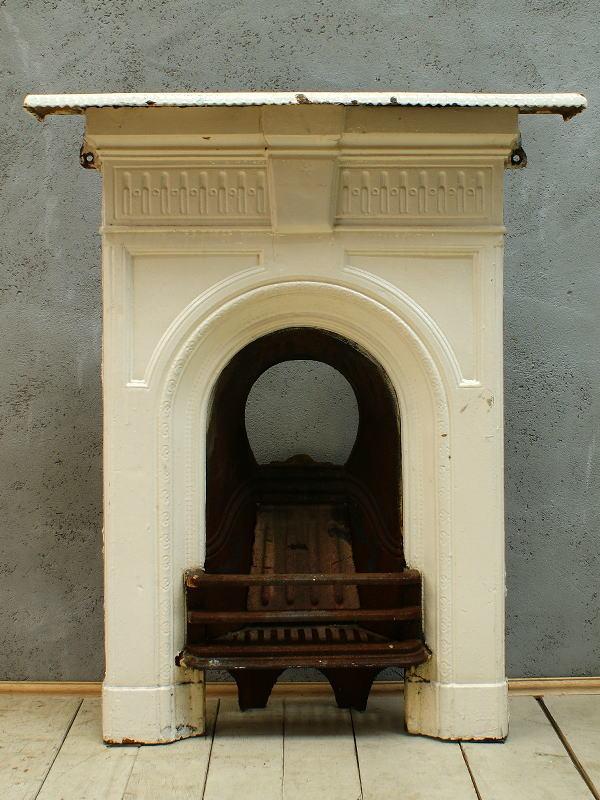 イギリス アンティーク ファイヤープレイス 暖炉 ディスプレイ 5934