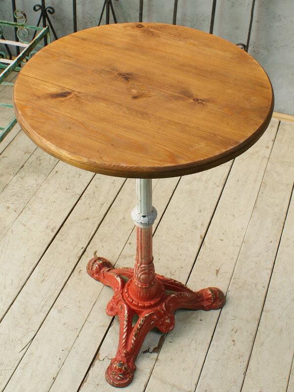 イギリス アンティーク ガーデンテーブル ガーデニング  5948