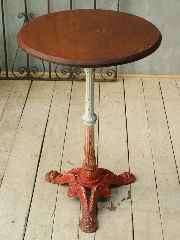 イギリス アンティーク ガーデンテーブル ガーデニング 5949