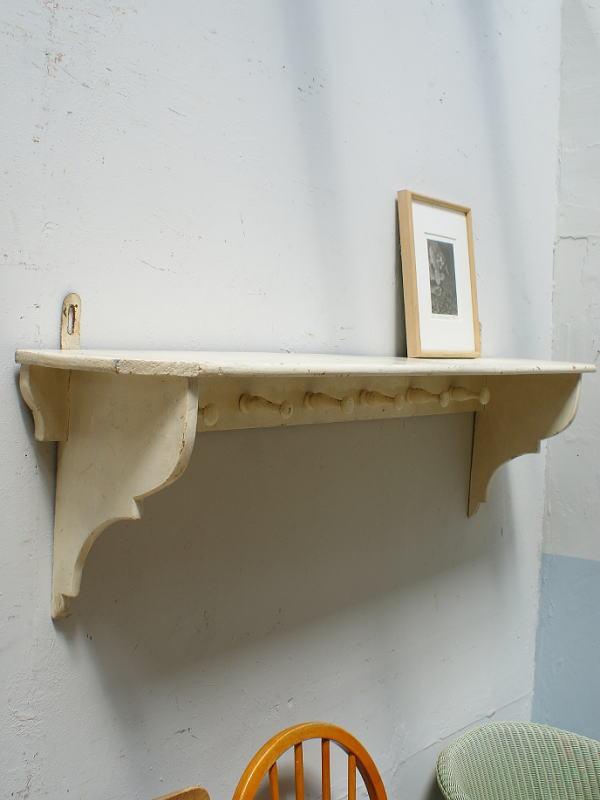 フレンチ アンティーク 木製ラック ディスプレイ 6412