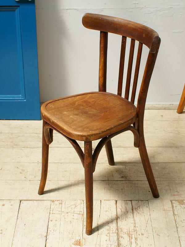 チェコ製 アンティーク ベントウッドチェア 椅子 6478