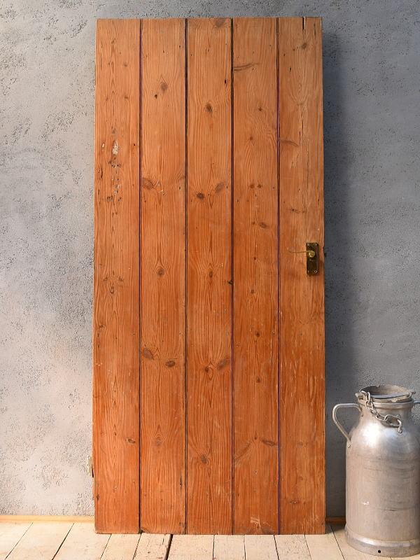 イギリス アンティーク オールドパインドア 扉 ディスプレイ 建具 6822