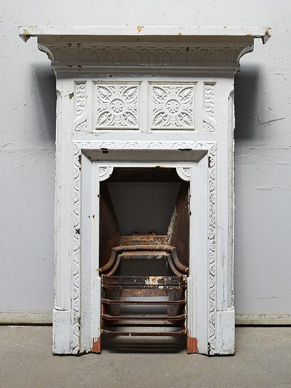 イギリス アンティーク ファイヤープレイス 暖炉 ディスプレイ 6907