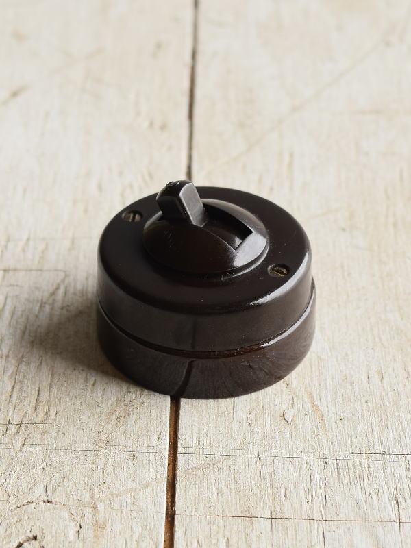 イギリス アンティーク スイッチ 照明器具 7131