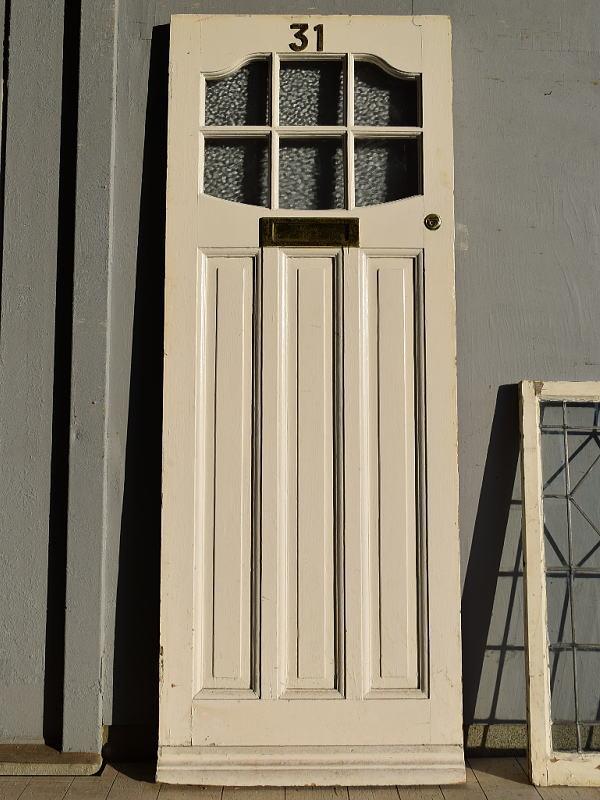 イギリス アンティーク ドア 扉 建具 7585