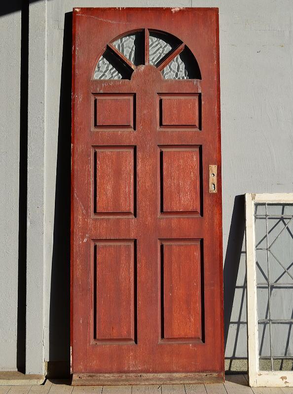 イギリス アンティーク ドア 扉 建具 7586